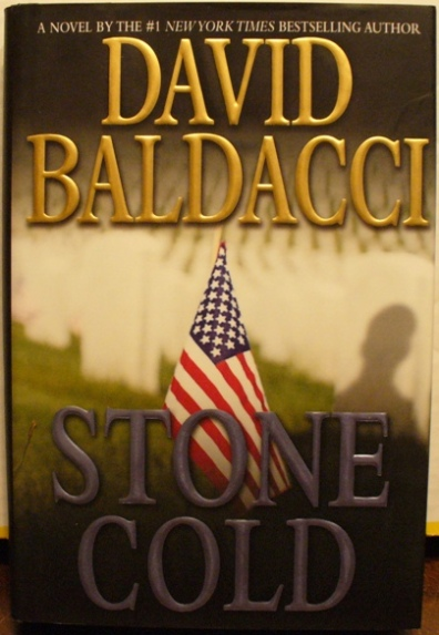 Stone Cold. David Baldacci.