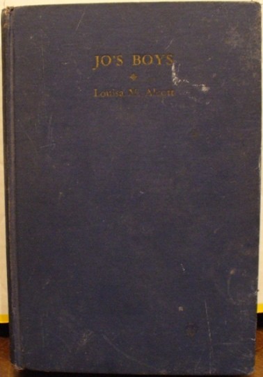 Jo's Boys and How They Turned Out. Louisa May Alcott.