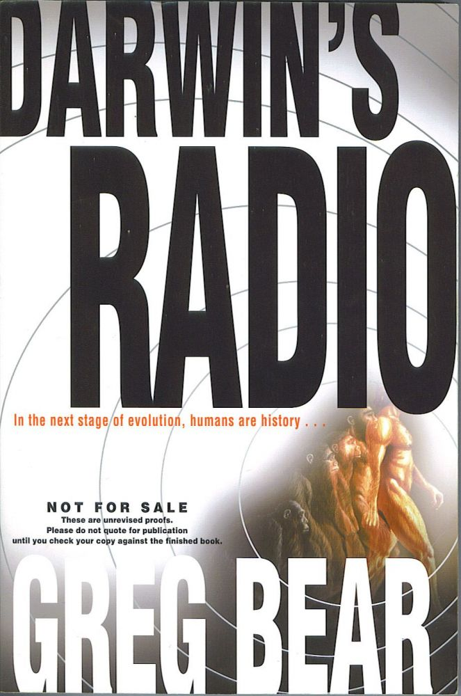 Darwin's Radio. Greg Bear.