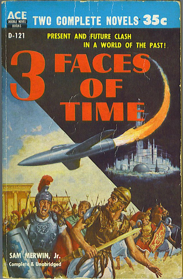 Three Faces of Time / The Stars Are Ours! by Sam Merwin, Jr , Andre Norton  on DP Paperbacks & Antiquarian Books