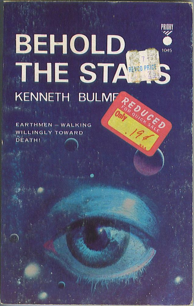 Behold the Stars. Kenneth Bulmer.