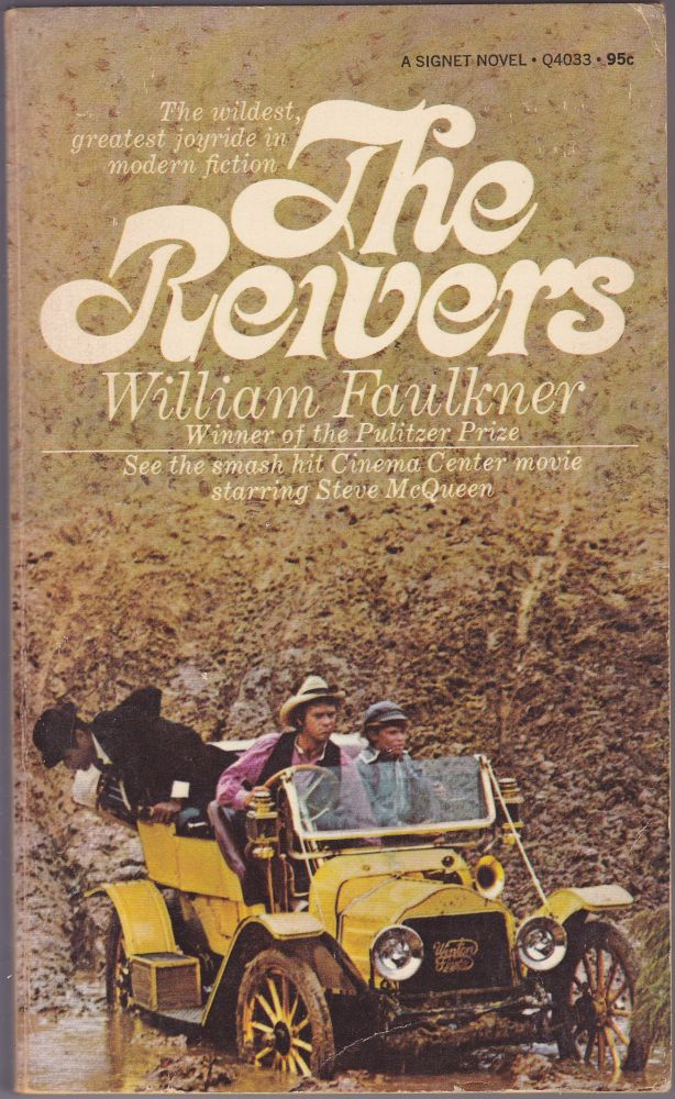 The Reivers. William Faulkner.