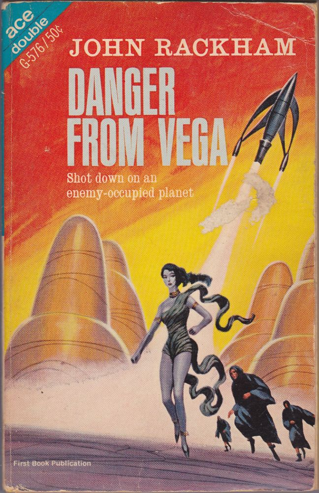 Image result for John Rackham: Danger from Vega.