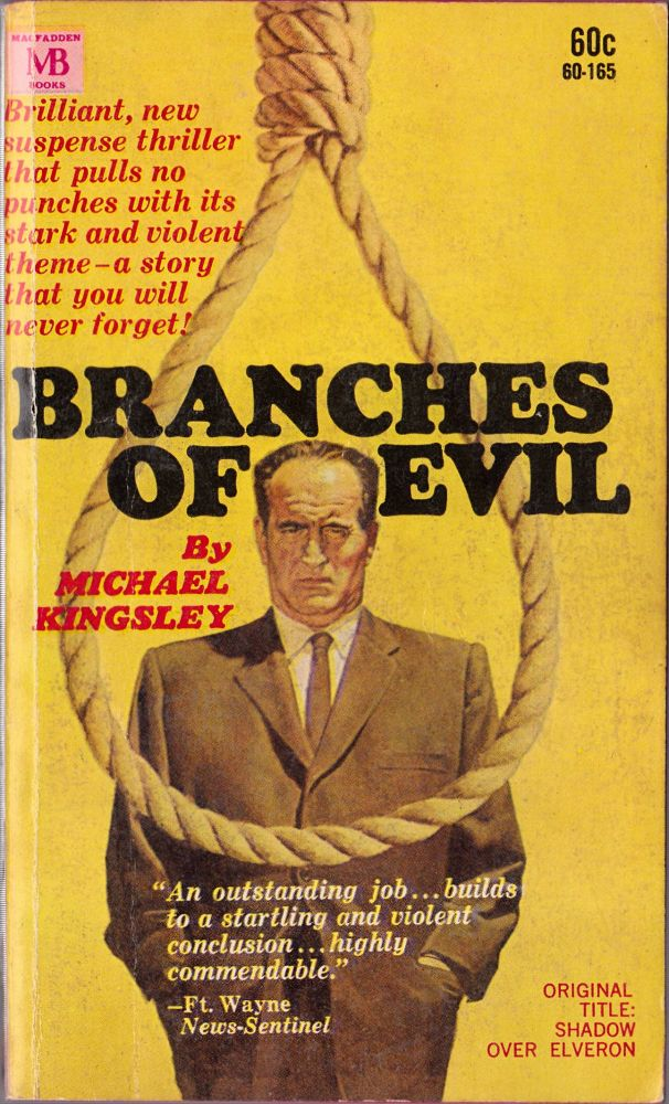 Branches of Evil. Michael Kingsley.