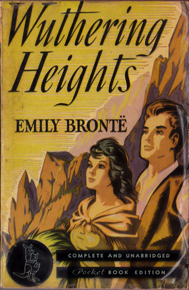 Wuthering Heights. Emily Bronte.