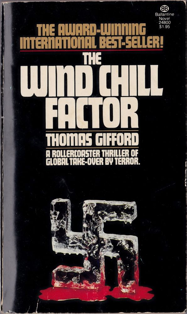 The Wind-Chill Factor. Thomas Gifford.