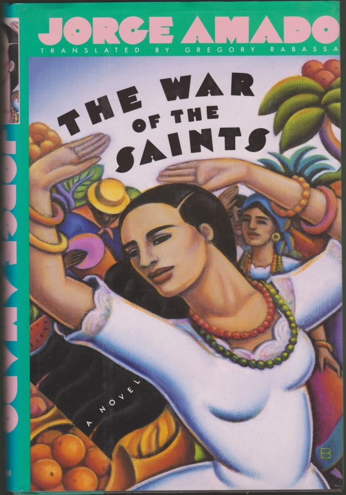 The War of the Saints. Jorge Amado.