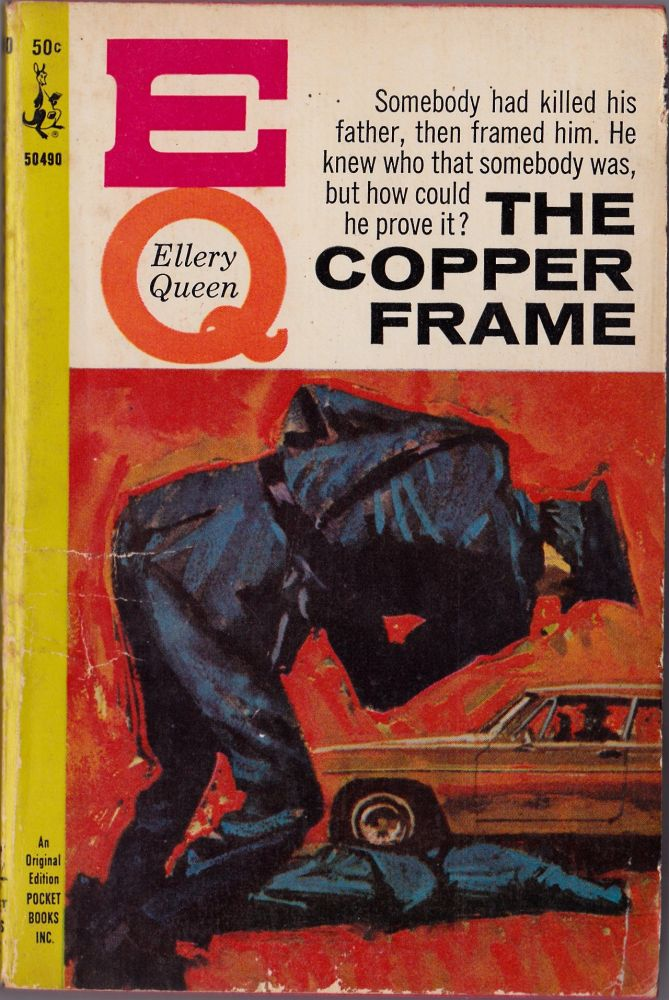 The Copper Frame. Ellery Queen.