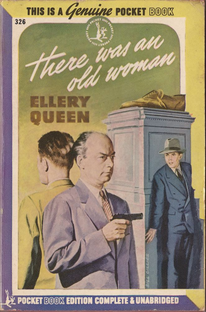 There Was an Old Woman. Ellery Queen.