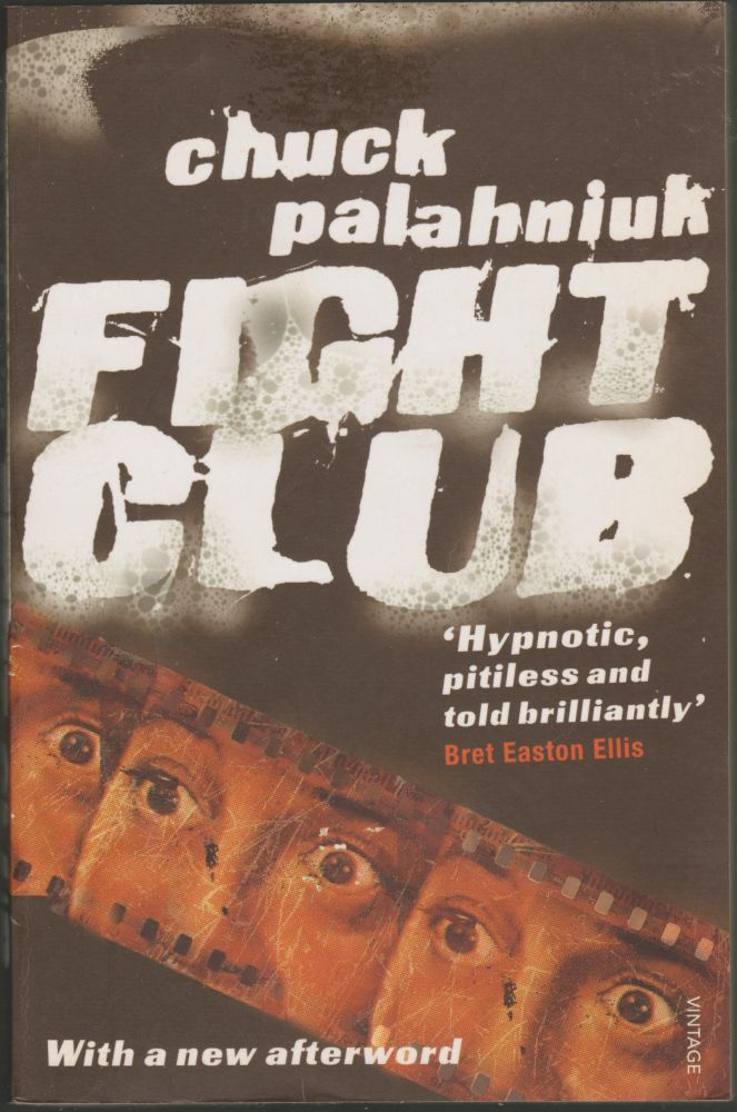Fight Club. Chuck Palahniuk.