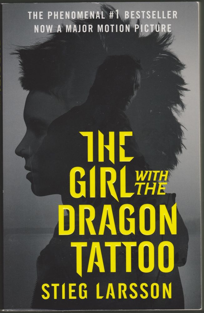 The Girl With the Dragon Tattoo. Stieg Larsson.