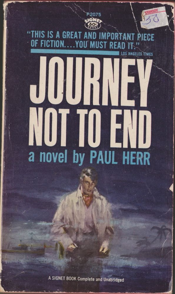 Journey Not To End. Paul Herr.