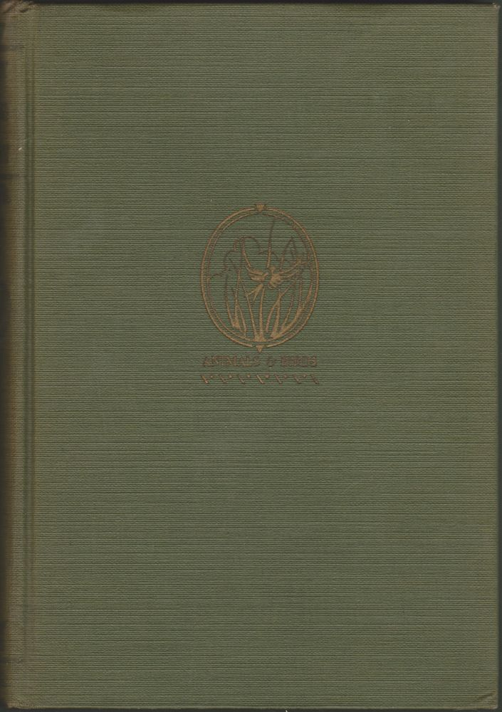 Wild Animal Ways (The Library of Pioneering and Woodcraft Vol. II). Ernest Thompson Seton.