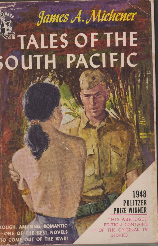 Tales of the South Pacific. James A. Michener.