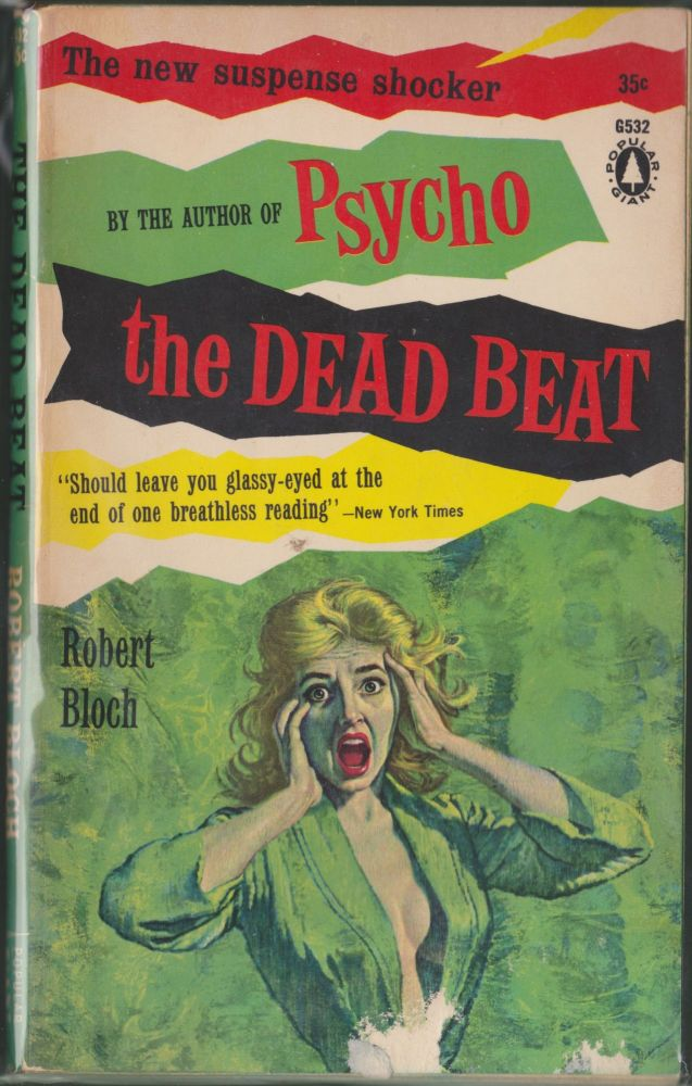 The Dead Beat. Robert Bloch.