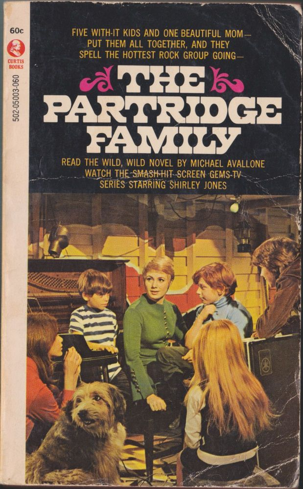 The Partridge Family. Michael Avallone.