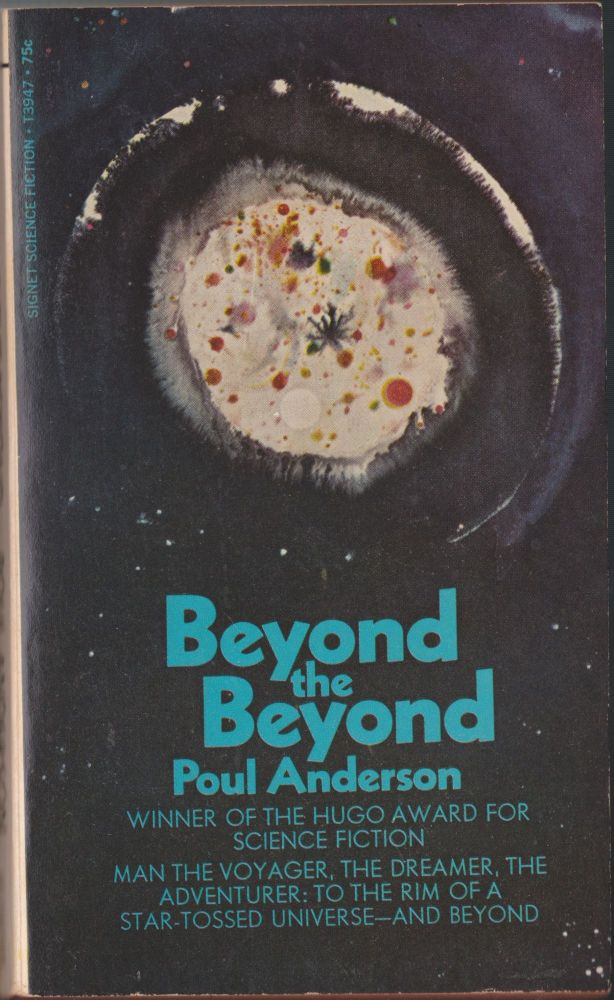 Beyond the Beyond. Poul Anderson.