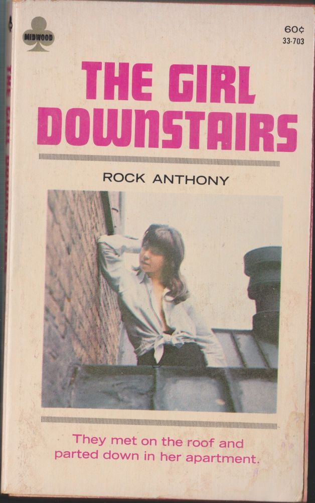 The Girl Downstairs. Rock Anthony.