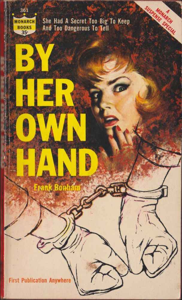 By Her Own Hand. Frank Bonham.