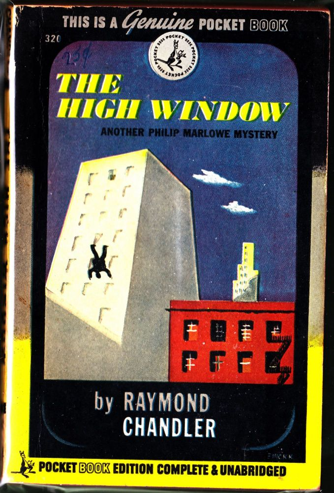 The High Window. Raymond Chandler.