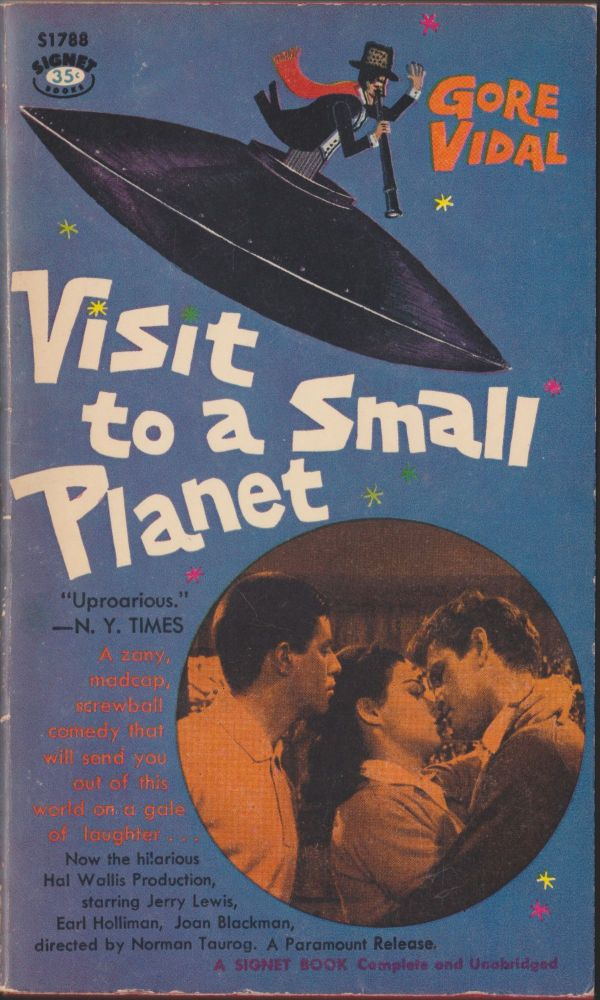 Visit to a Small Planet. Gore Vidal.