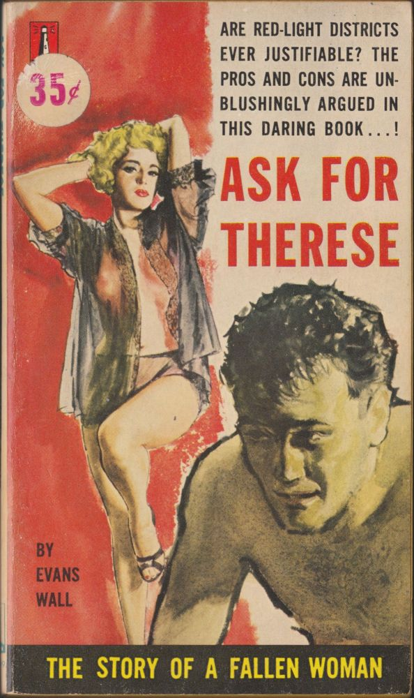 Ask For Therese. Evans Wall.