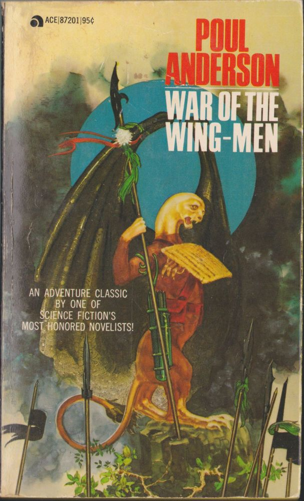 War of the Wing-Men. Poul Anderson.