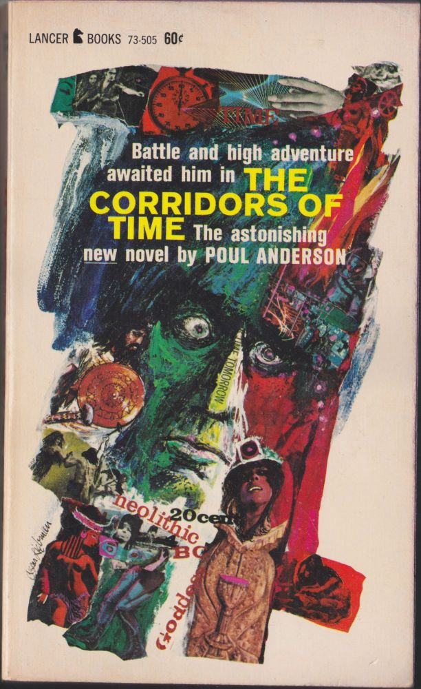 The Corridors of Time. Poul Anderson.