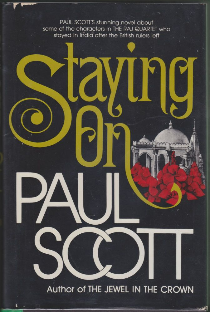 Staying On. Paul Scott.