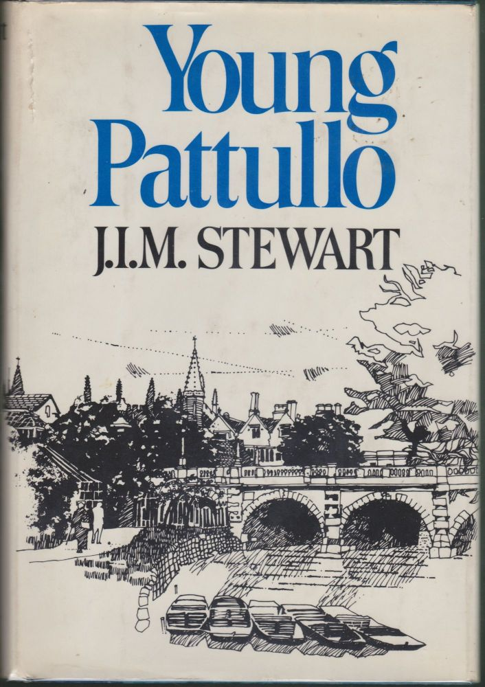 Young Pattullo. J. I. M. Stewart.
