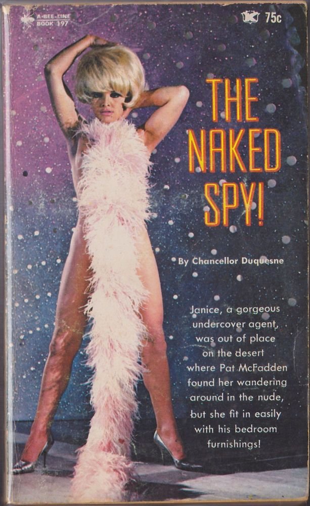 The Naked Spy. Chancellor Duquesne.