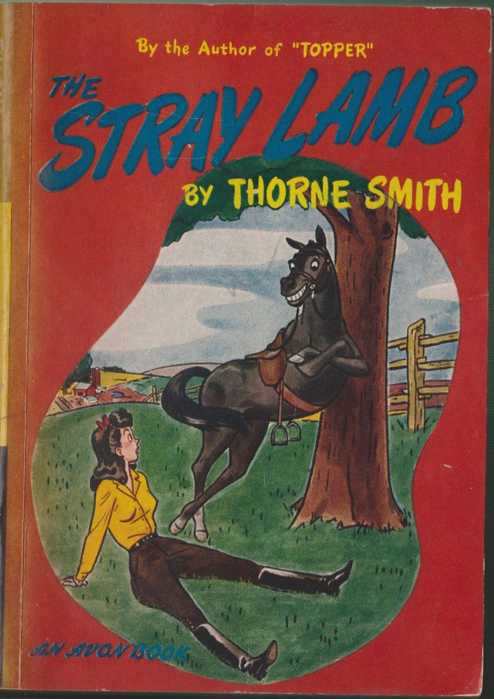 The Stray Lamb. Thorne Smith.