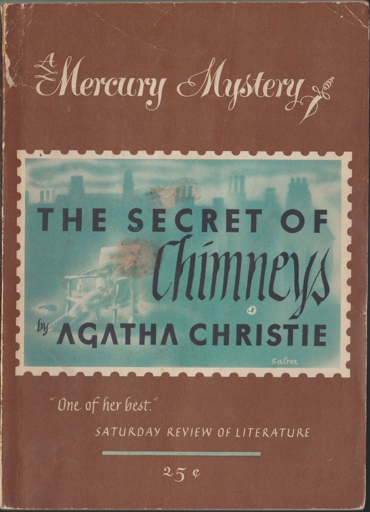 The Secret Of Chimneys. Agatha Christie.