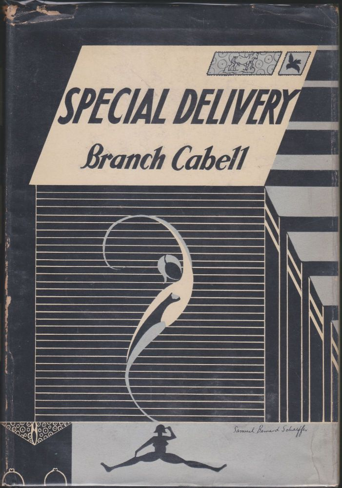 Special Delivery, A Packet Of Replies. James Branch Cabell.