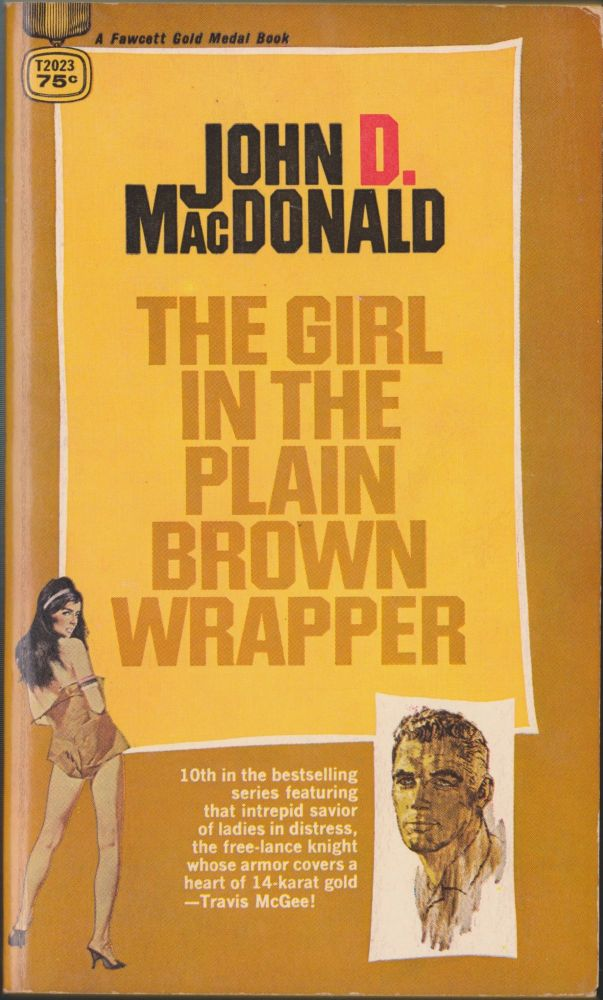 The Girl In The Plain Brown Wrapper. John D. MacDonald.