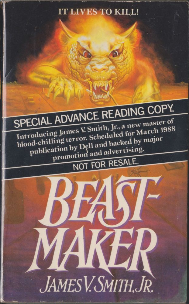 Beastmaker. James V. Smith, Jr.