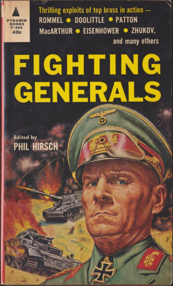 Fighting Generals. Phil Hirsch.