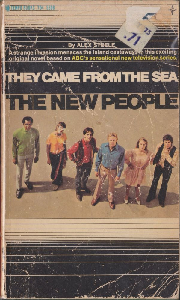 The New People, They Came From The Sea. Alex Steele.