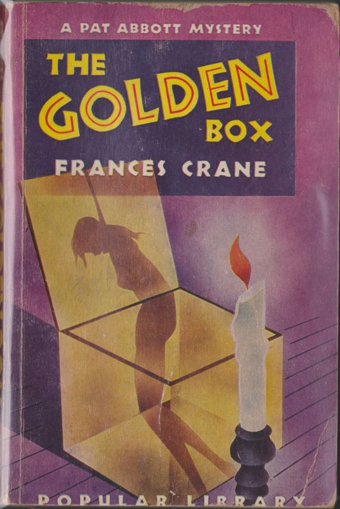 The Golden Box. Frances Crane.
