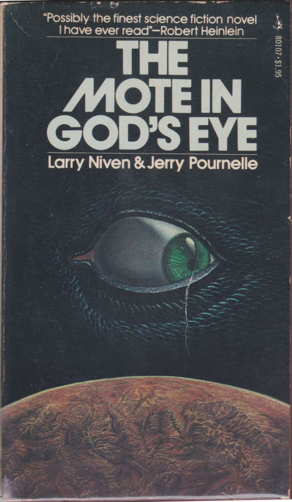 The Mote In God's Eye. Larry Niven, Jerry Pournelle.