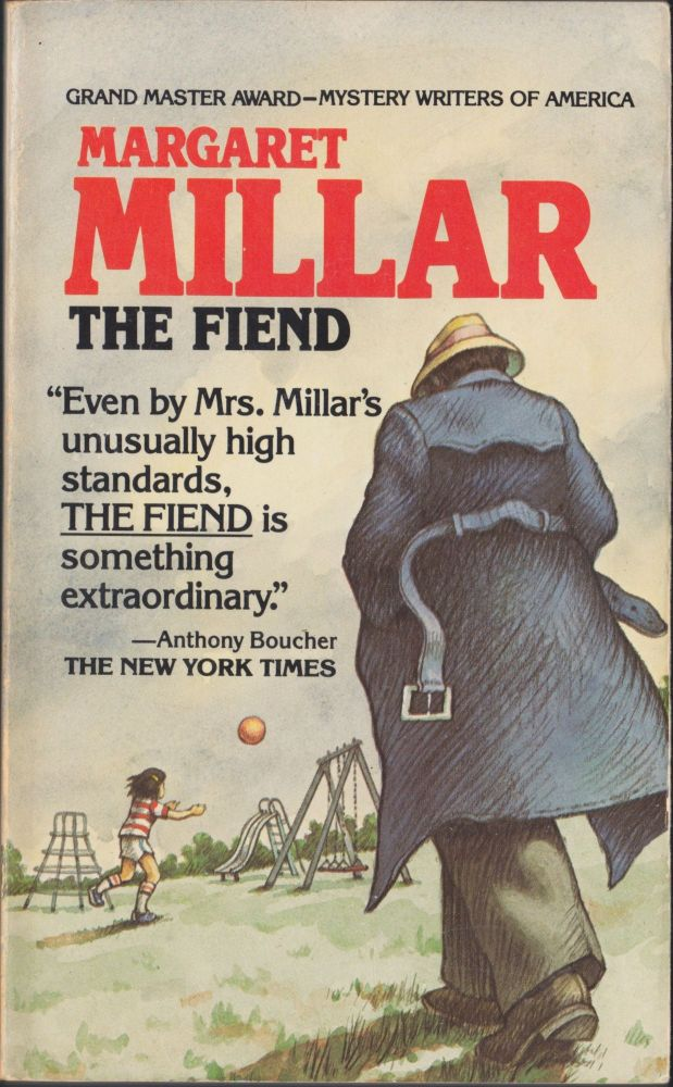The Fiend. Margaret Millar.