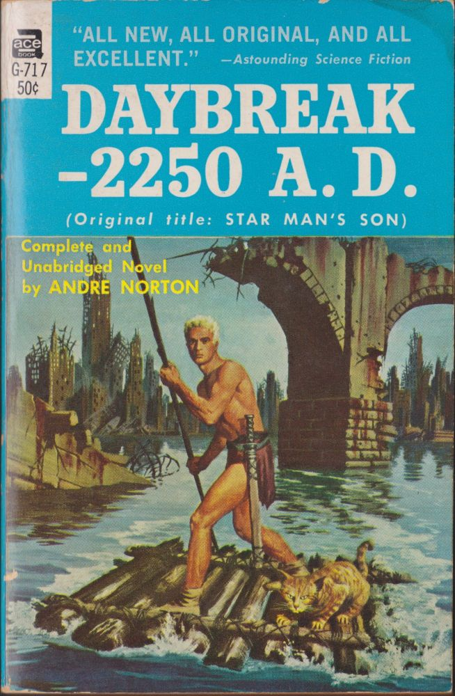 Daybreak - 2250 A. D. Andre Norton.