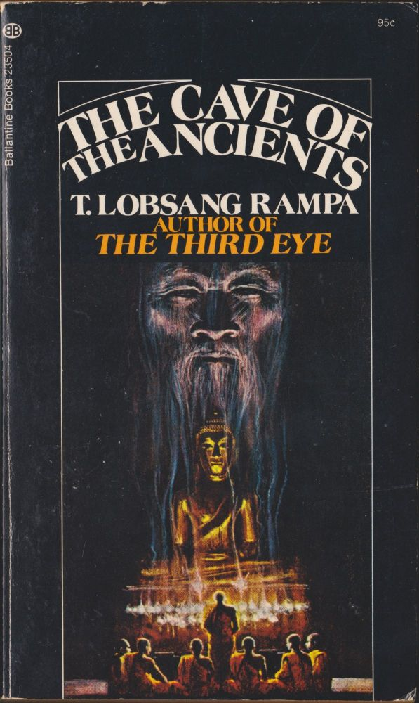 The Cave of the Ancients. T. Lobsang Rampa.
