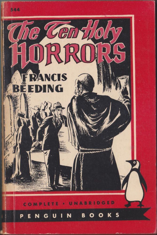 The Ten Holy Horrors. Francis Beeding.