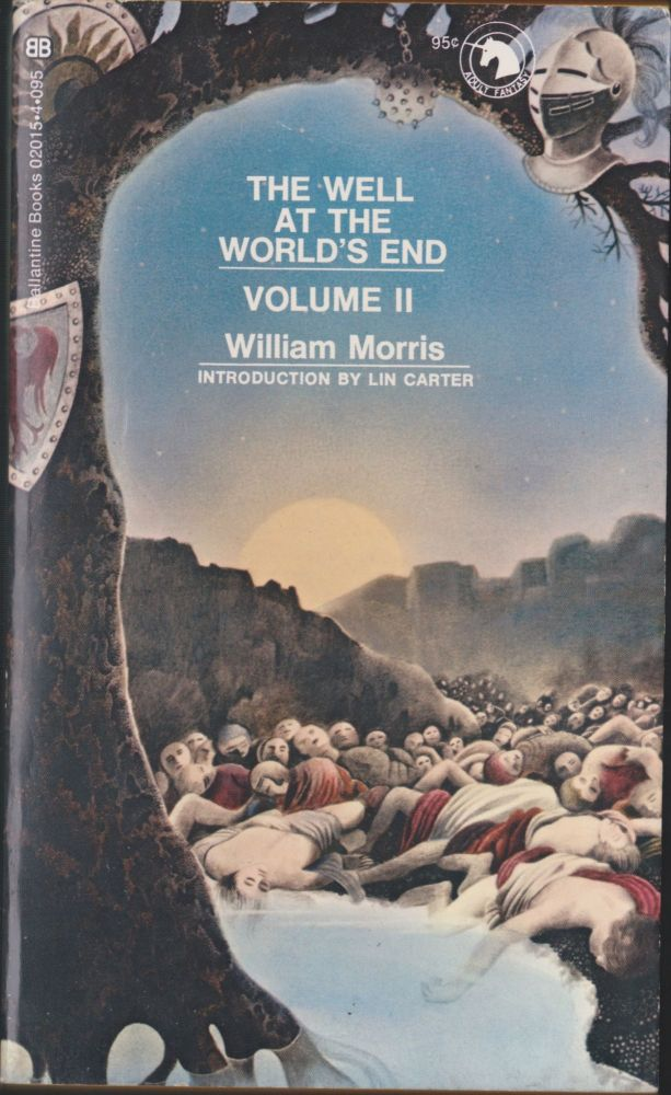 The Well At The World's End, Volume 2. William Morris.