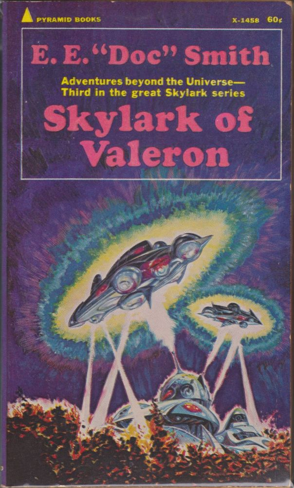 "The Skylark Of Valeron. E. E. ""Doc"" Smith, Edward E. Smith."