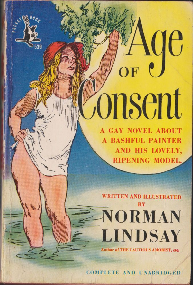 Age Of Consent. Norman Lindsay.