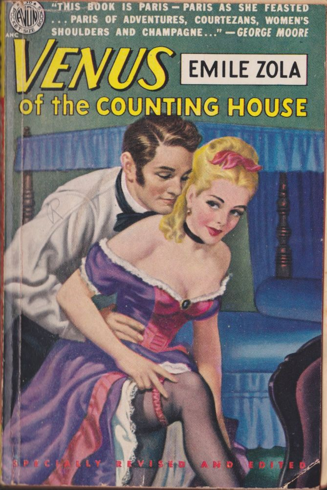 Venus Of The Counting House. Emile Zola.