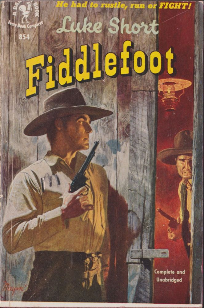 Fiddlefoot. Luke Short.