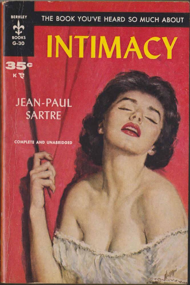 Intimacy And Other Stories. Jean-Paul Sarte.